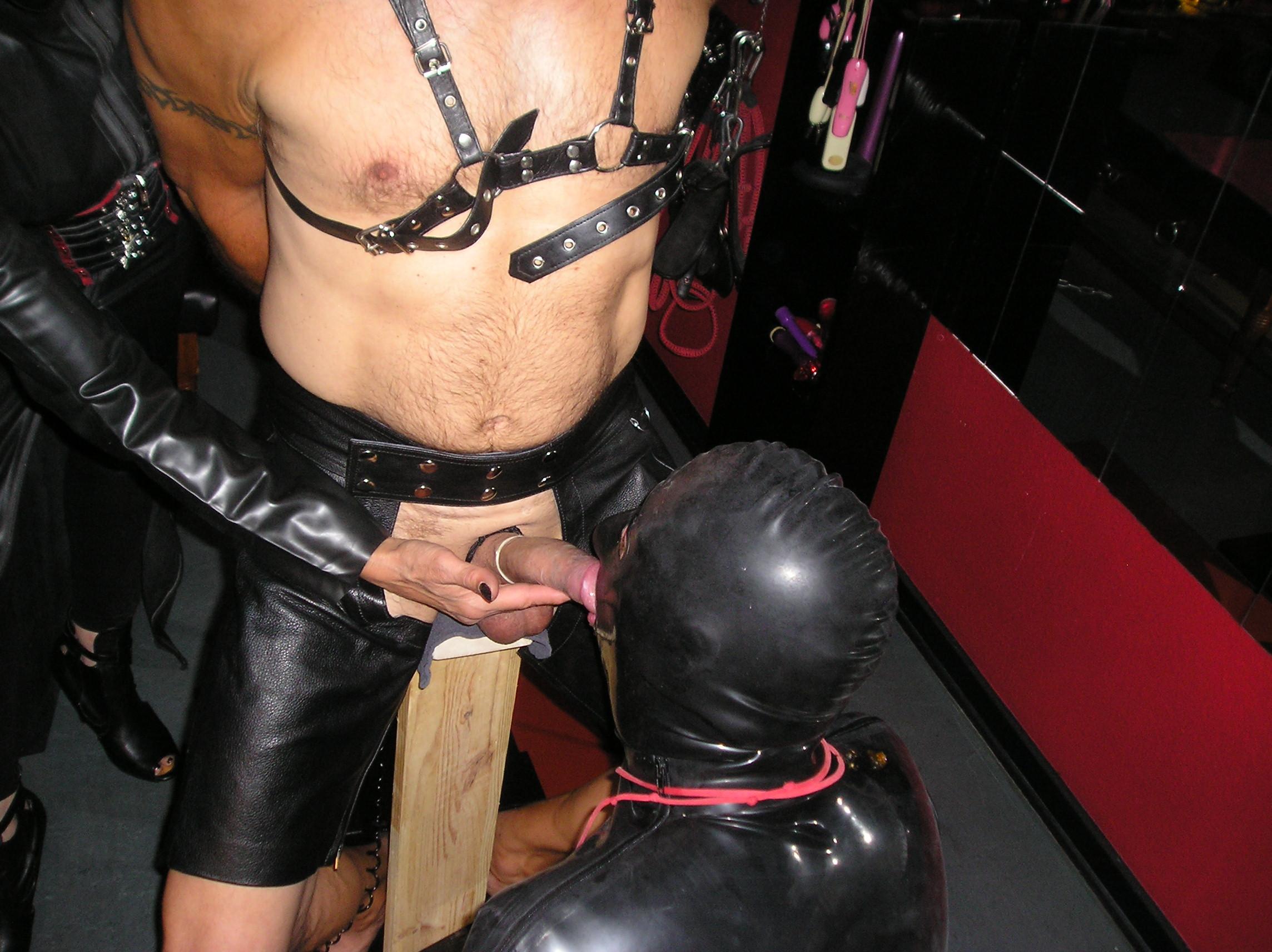 slavetøs slavesammenføring